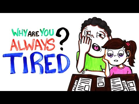 Why Are You Always Tired
