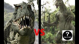 Bạo Chúa T-rex vs Therizinosaurus, con nào sẽ thắng #1 || Bạn Có Biết?