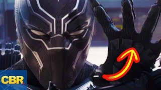 10 Hidden Superpowers You Didn't Know Black Panther Had