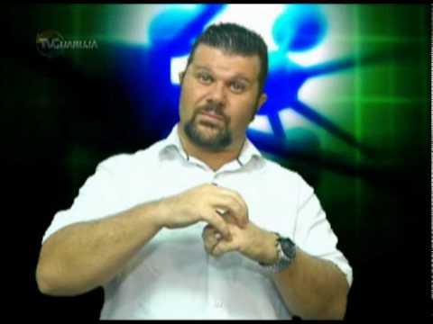 Programa Sua Saúde com o Dr. Marcelo Gaspar - Cisto de Ovario - Parte1.wmv