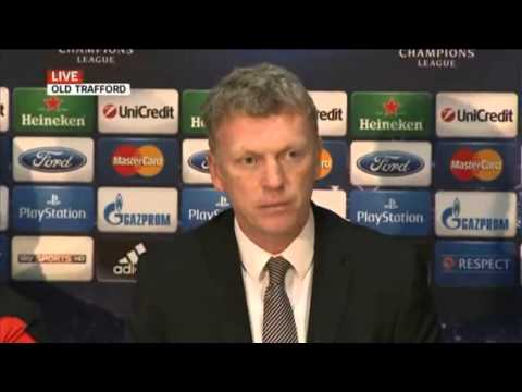 David Moyes discusses upcoming Olympiakos match and his future as Man Utd manager