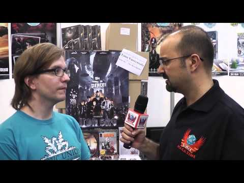Spiel 2013 video interviews special: Arctic Union