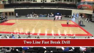 Full-Court Drills To Become A Better Defender!