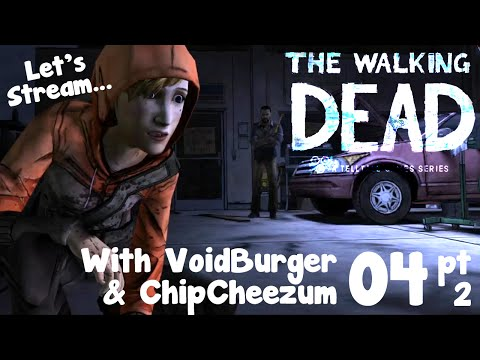 Let's Stream The Walking Dead (Season 1, Episode 4, Part 2)