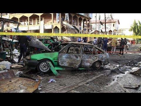 Nigeria: Bomb in Abuja shopping mall kills at least 21