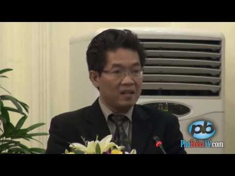Tham luận của ông Lê Vũ, Chủ nhiệm tuần báo Việt Weekly, Hoa Kỳ, tại Hà Nội