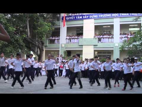 [FLashmob 2013] THPT chuyên Lê Quý Đôn - Khánh Hoà (preview)