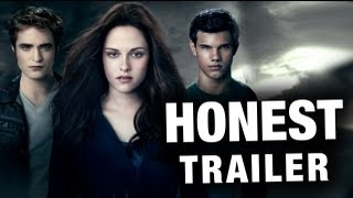 Honest Trailers Twilight 3: Eclipse