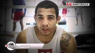 José Aldo E Dedé Pederneiras Treinamento De MMA Da