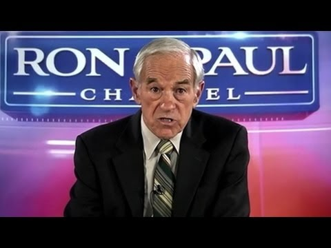 Ron Paul: I Think Edward Snowden and Bradley Manning Are Heroes