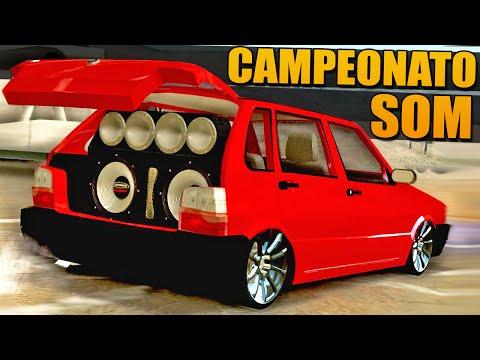 Campeonato de Som Automotivo - GTA Multiplayer