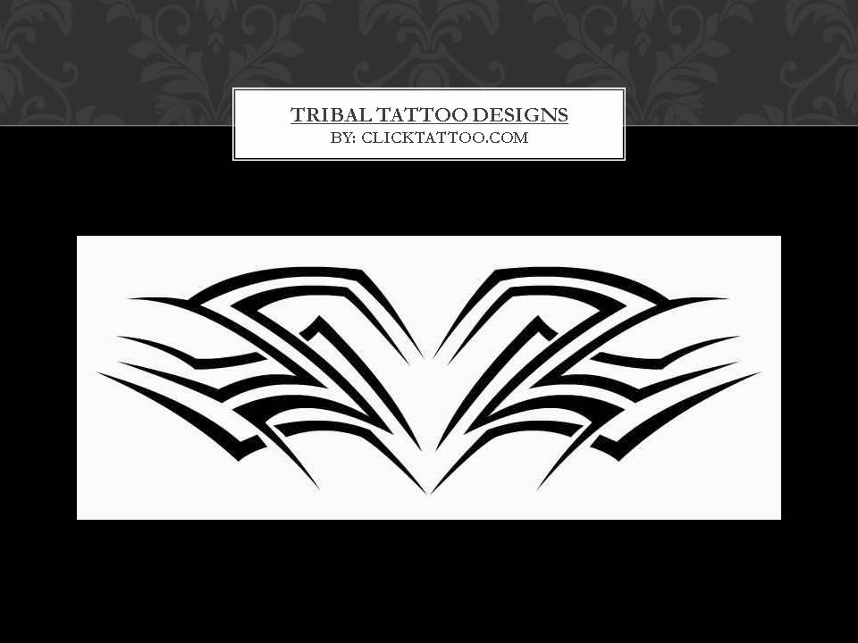 tribal tattoo designs strength and spirituality youtube. Black Bedroom Furniture Sets. Home Design Ideas