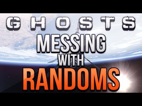 COD Ghosts - Messing with Randoms #3! (Girls, Girls, and Angriest Gamer Ever!)