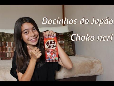Docinhos do Japão ☆ Kracie Choco Neri☆クラシエチョコネリィ