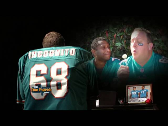 Richie Incognito sings to Jonathan Martin 3/6/14