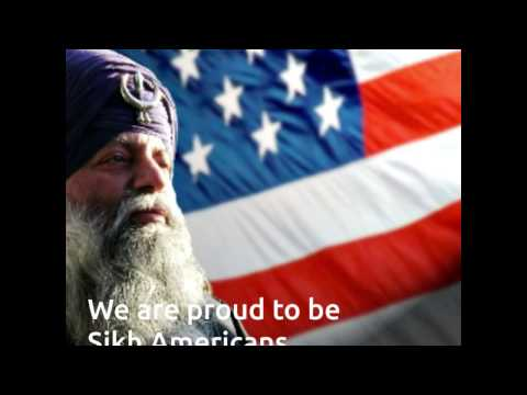 Sikh Americans Sing the National Anthem at the New Mexico Capitol