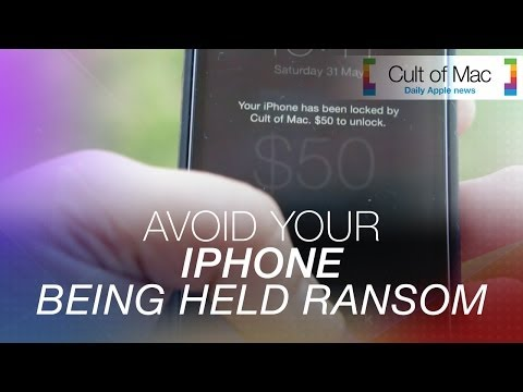 Avoid your iPhone Being Hacked - iPhone Ransoms