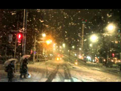 2014-2-14 東京都品川区大雪 TOKYO HEAVY SNOW