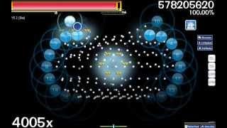 Osu! Dye 2 (Impossible Map)