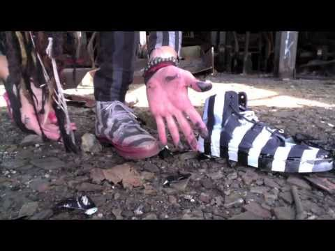 Astorian Stigmata - DIY Fashion How To - #1 - The Shoes