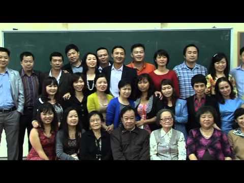 Họp lớp lớp 12E PTTH Chu Văn An (p1)
