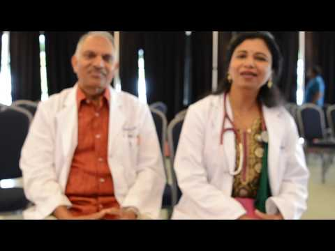 SVS Temple & Chicago Andhra Association - Community Health Fair#2 - August 7th 2016