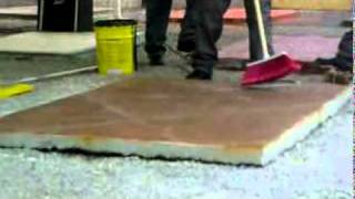 Oxidación de Concreto