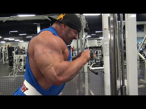 Arm Training part 2 (triceps)