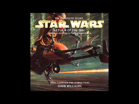 Star Wars VI (The Complete Score) - Land Of The Ewoks