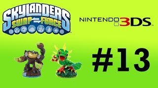Skylanders SWAP Force 3DS- Part 13: Bonsai Bay