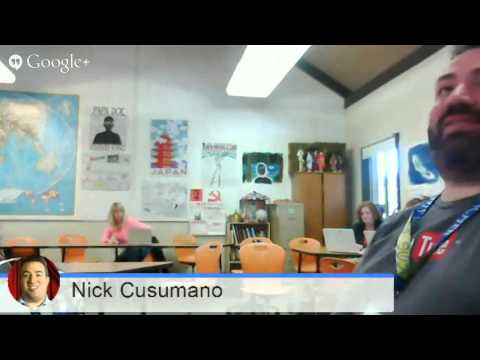 CUE Rockstar Teacher Camp Live from Your Classroom PM Session