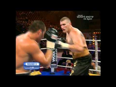 Mariusz Wach vs Christian Hammer