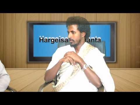 Abwaan Dhalinyarada Somaliland Ah Oo Xadhig Ku Mutaystay Gabay Uu Tiriyay Dhegeyso Gabayga Galaaftay