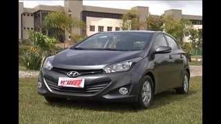 Teste Hyundai HB20 Vrum