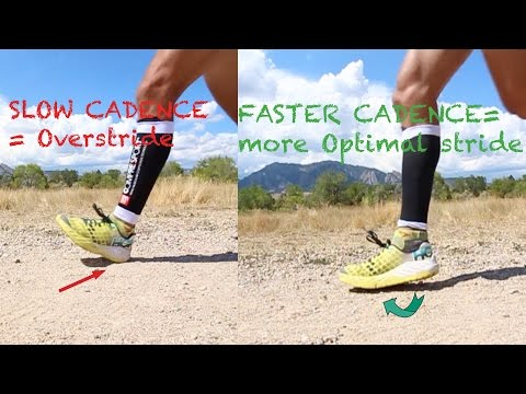 RUNNING FORM IMPROVEMENT: BETTER CADENCE AND TECHNIQUE WITH LUMO RUN! | Sage Running