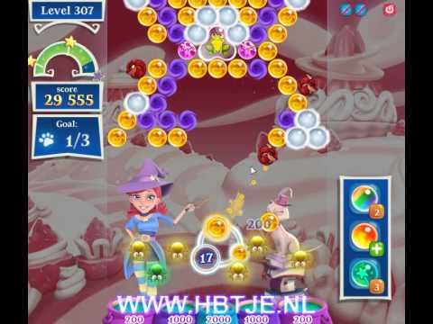 Bubble Witch Saga 2 level 307