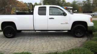2008 GMC Sierra 2500 HD Extended Cab - Cranbury NJ videos