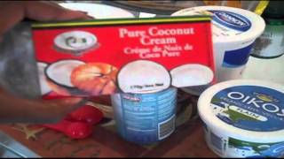 How To Mix Coconut Cream Relaxer