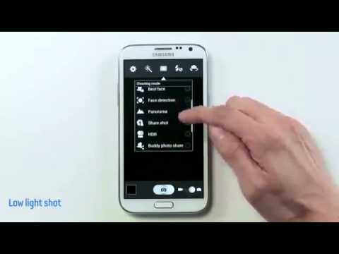 GALAXY Note II Expression Tools 2  Official Hands on  YouTube365