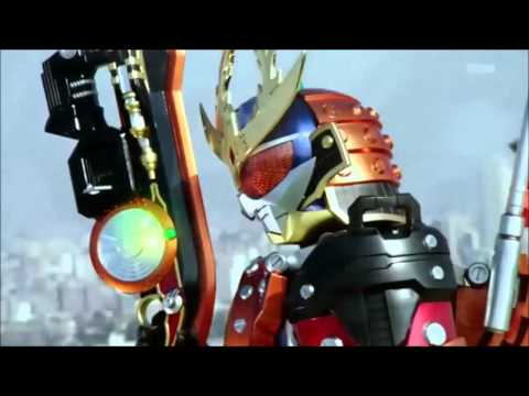 kamen rider gaim ep 23 | New orange armor preview
