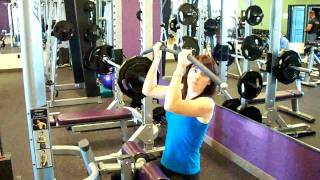 Underhand Close Grip Lat Pull Down.MOV