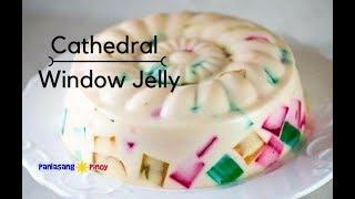 FILIPINO Cathedral Window Jelly