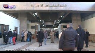 بالفيديو ..الزفزافي يغيب عن محاكمة أحداث الحسيمة بمحكمة الاستئناف بالدارالبيضاء  