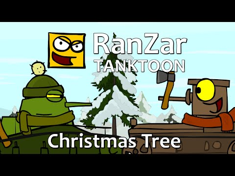 Tanktoon - Vianočný stromček