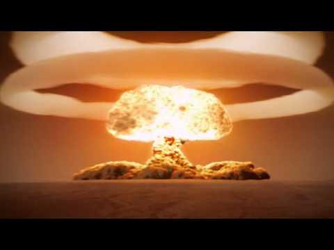 TSAR BOMB. Nuclear explosion