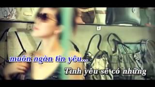 [Karaoke] Hanh Phuc Troi Ban - Ly Hao Nam ft. Helen Dien Ca