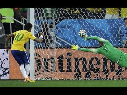 BRAZIL vs Croatia 3-1 All Goals and Highlights 12/6/2014 World Cup