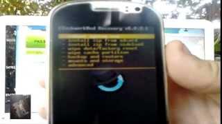Como Instalar Clockworkmod Recovery En Samsung Galaxy Fame
