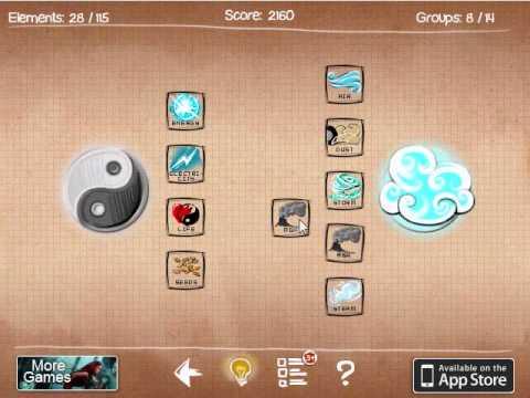 Doodle God Element List for PlayStation Vita by ...