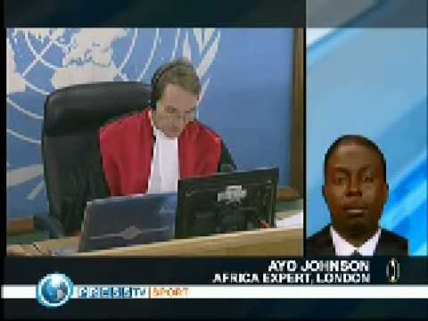 Ayo Johnson - Africa Expert- Rwanda Genocide United Nations Court finds those responsible guilty
